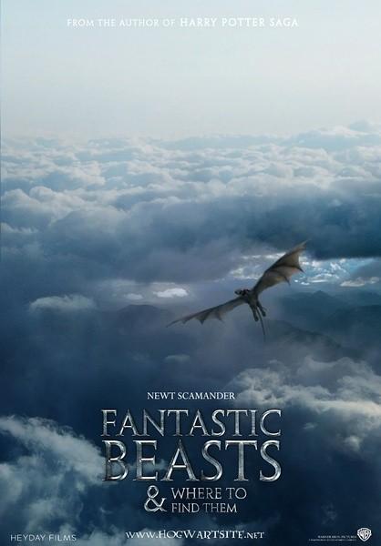 《哈利波特》外傳預計8月開拍 明年11月上映