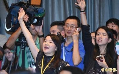 周玉蔻hold住馬習會 再嗆馬「把台灣主權放哪?」