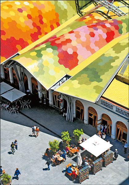 【旅遊】高第外的視覺驚奇─西班牙巴塞隆納