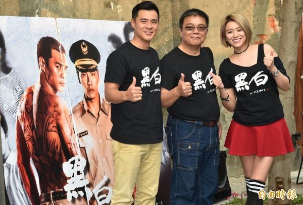 台灣電影《黑白》 九成以上在高雄取景