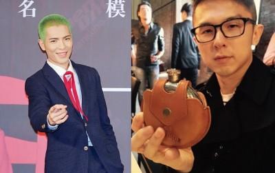 男模比賽找蕭敬騰代言 個人意見拿水果吐槽