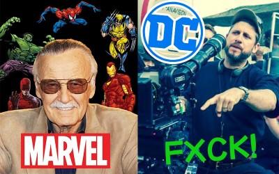 (影音)DC導演喊「去你的漫威」 史丹李這樣回應...