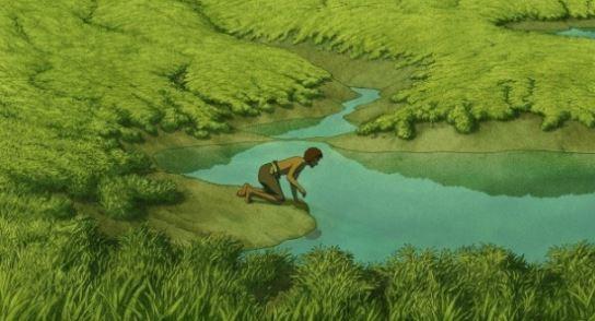 吉卜力首次跨國合作 《紅色海龜》今東京首映