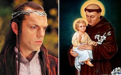 天主教阿祖拜錯神!誤把《魔戒》精靈王當神像禱告多年