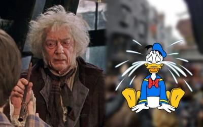 有洋蔥!魔杖製作師逝世 《哈利波特》迷這樣悼念他...