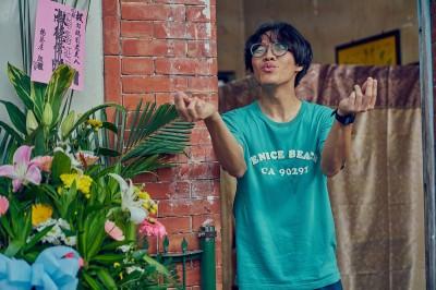 盧廣仲扮宅男魯蛇 瞿友寧「大家不喜歡,我去跳海」