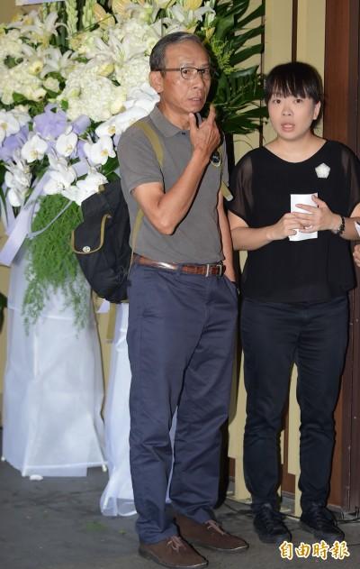 (影音)吳念真悲悼齊柏林 嘆「活著的人繼續愛護台灣」