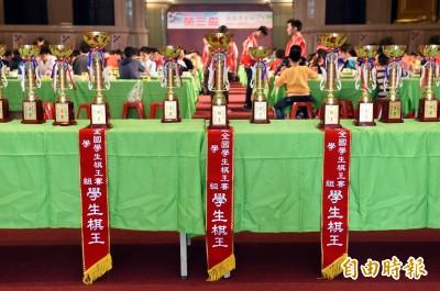 榮三盃全國學生賽 300好手爭棋王