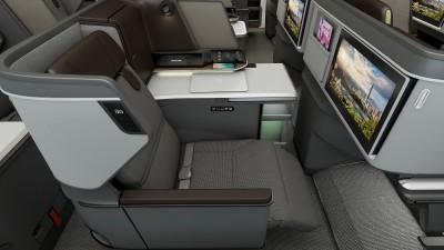 長榮首架787夢幻客機將抵台 預計10月底營運載客