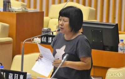 蔣月惠0廣告「第一高票」連任 許常德:台灣的歷史新紀錄