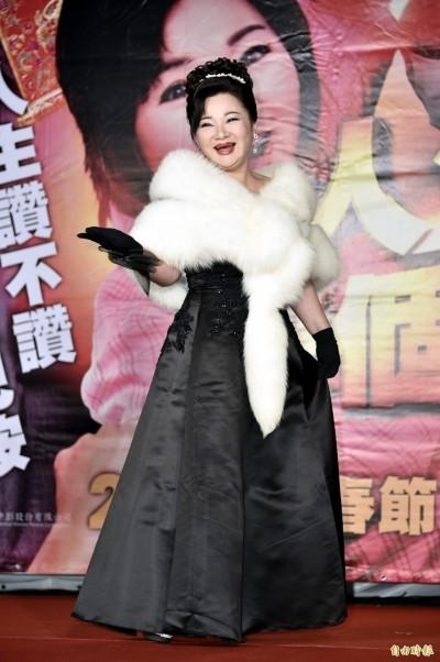 白冰冰代言高雄惹民怨 她酸:愛河跳舞就想行銷?