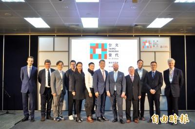 超過千件國際級藝術品齊聚 台北當代藝博今開幕