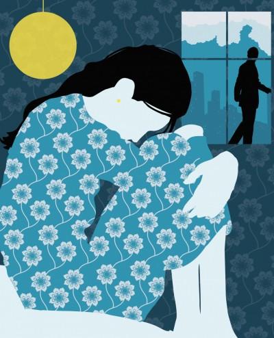 發現老公外遇的她  信任全然崩盤
