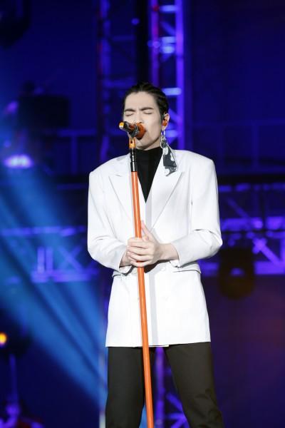 蕭敬騰高雄開唱 咘咘波妞理科太太全來了
