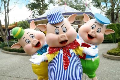 歡喜迎豬年 香港迪士尼賀歲活動登場