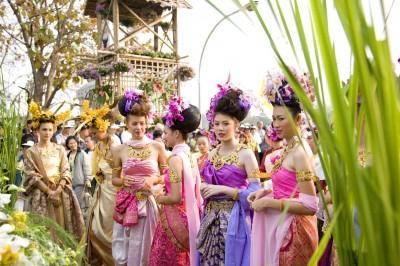 「泰」好玩!泰國2月節慶活動增添多元玩趣