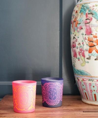 用玫瑰妝點居家氛圍   diptyque限量系列「粉」美