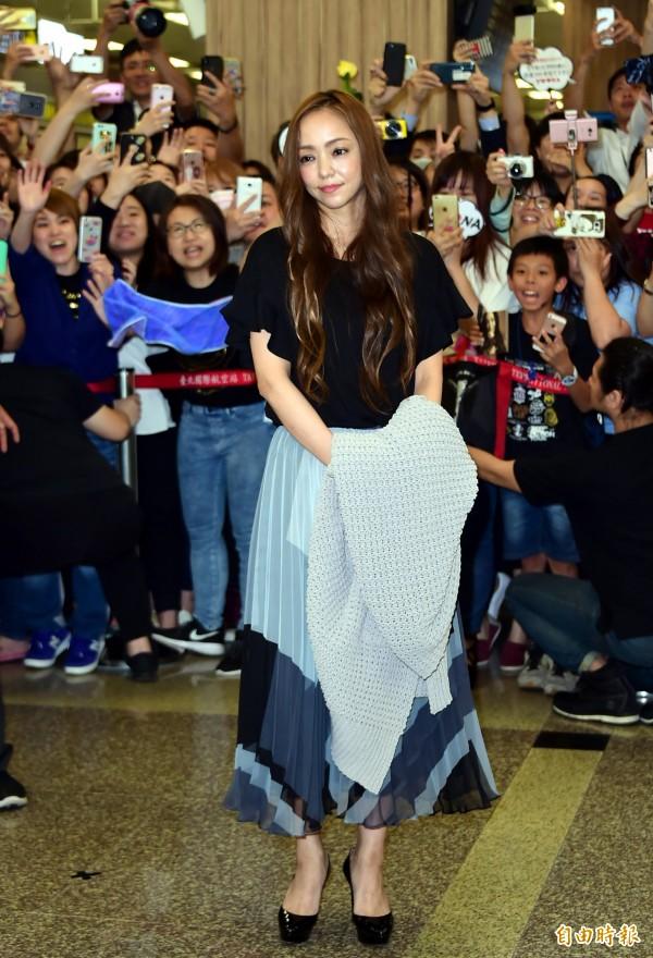安室奈美惠去年風光引退 封麥原因揭曉!