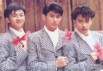 小虎隊30年前長這樣!19歲吳奇隆帥到犯規