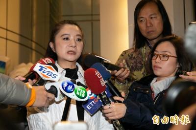(影音)不是很秋?鄭惠中掌摑還嗆「太便宜她」!明赴文化部道歉