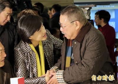 巴掌事件  鄭麗君:個人受辱事小,民主不容傷害