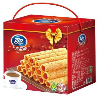 一天熱賣5千盒 台灣人最愛的伴手禮是這個!