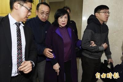 鄭麗君昨日餐會屬公務行程 鄭惠中恐涉妨害公務