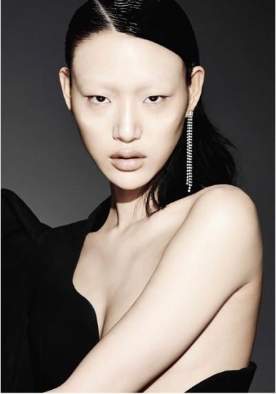 她是南韓個性冠軍超模 一上鏡果真與眾不同