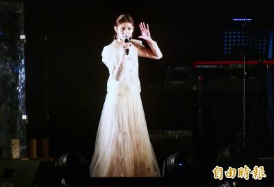 李千那開唱男友ECHO捧場 談社會事件謝歌迷當動力