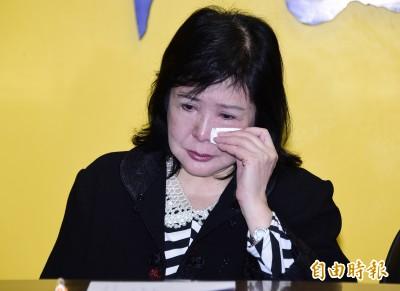 (影音)鄭惠中哭罵周遊康凱 「我坐輪椅誰幫過我」