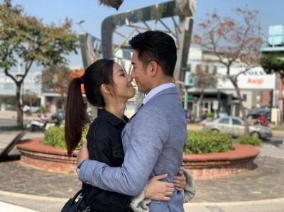 緋聞情侶互動超曖昧 女星羞認:一直在期待吻戲