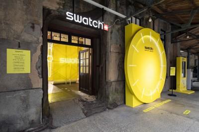 驚!要價160萬元Swatch登台