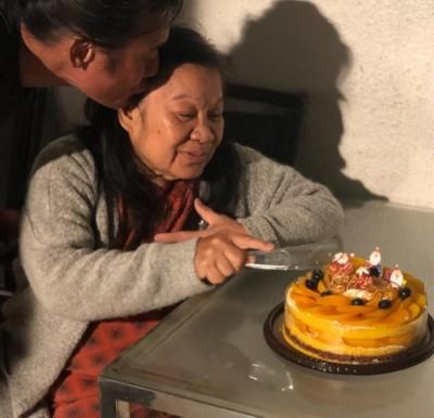 金馬影帝61歲生日很不一樣 助幫傭太太抗癌成功