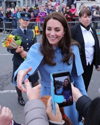 凱特王妃三胎孕期都搽「它」 助攻英國業績第一