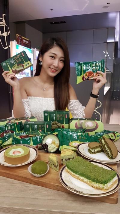 全聯攜手京都老店  日系甜點銅板價