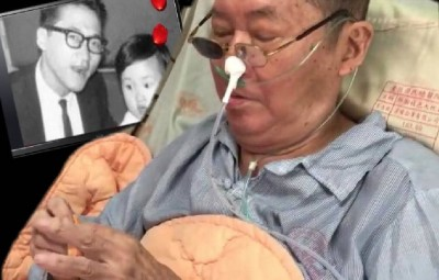 (獨家)李敖離世1周年  長女李文淚揭最後病容