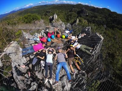 讓蜘蛛人也瘋狂   菲律賓石灰岩林