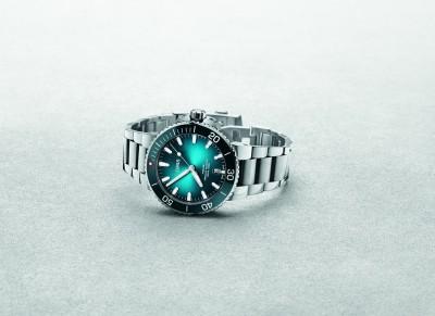 巴塞爾錶展現場直擊》「騙人吧這塑膠做的?」這款錶愛地球愛成這樣!