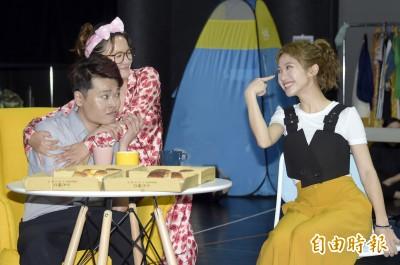 (影音)吳宗憲黃子佼掏腰包支持處女秀 Lulu驚喊「願意挪動龍體就夠了」