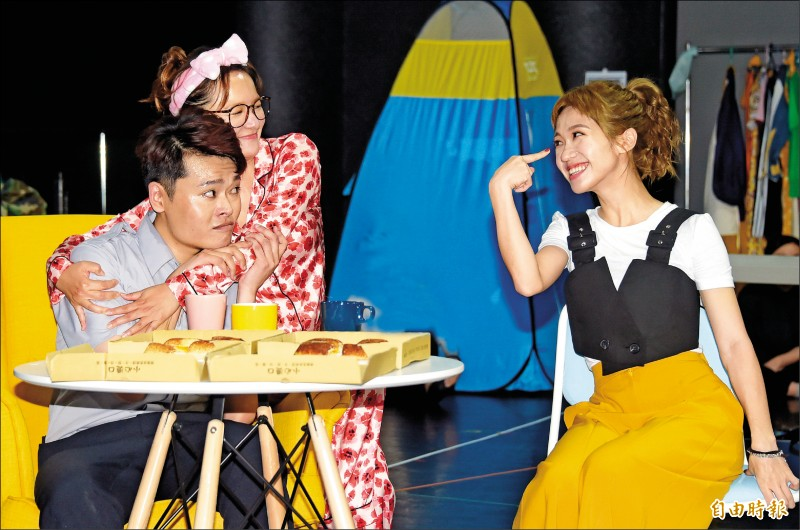 Lulu挑戰舞台劇 阿達暖心包場