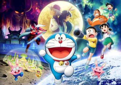《哆啦A夢》擊敗《驚奇隊長》 日上映3週穩居冠軍