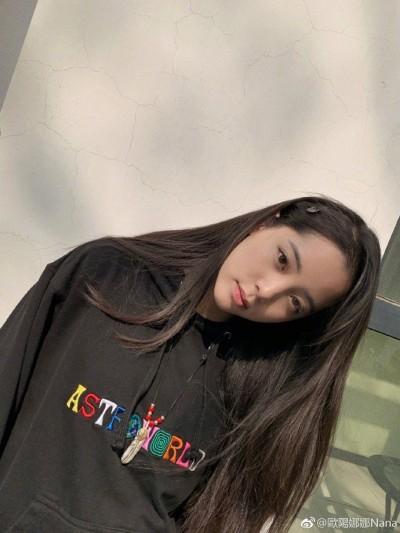 歐陽娜娜挺中驚爆「衝著韓國瑜」 背後陰謀論曝光