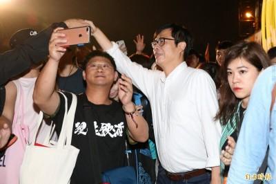 韓國瑜失言不要連累高雄人!陳其邁大港開唱說重話