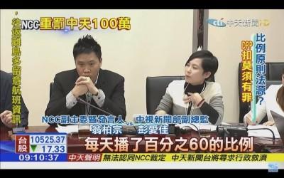 林益世涉索賄6300萬元 愛妻酸NCC「報韓國瑜不行」?