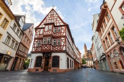 追尋一場萊茵河之夢  搭乘河輪漫遊歐洲
