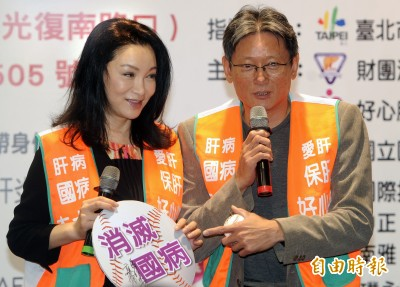 張瓊姿入院治療心臟 爆日本遇襲郭泰源這樣做