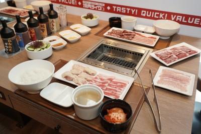 一個人也要爽吃肉  日本燒肉Like登台便宜吃套餐