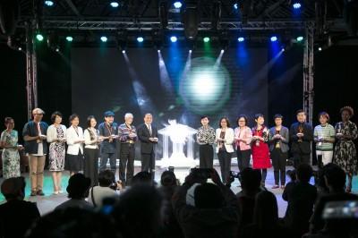 文博會盛大開幕 鄭麗君盼將台灣文化推向國際