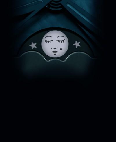 「母親像月亮一樣」 經典歌詞化作媽媽的錶
