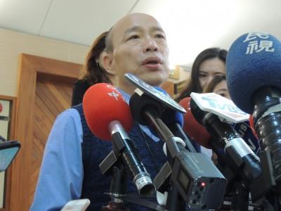 韓選上總統留高雄上班 名嘴轟想做皇帝大夢